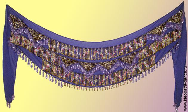Бисерные пояса для танца живота.