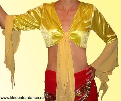 Как сшить топ для восточных танцев своими руками 52