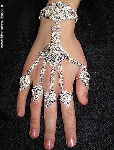 Восточное украшение своими руками
